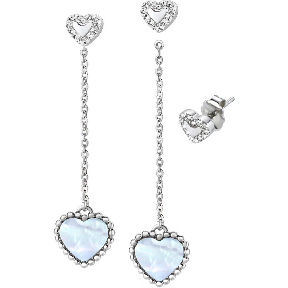 ear-rings woman jewellery Morellato Sempreinsieme SAGF05