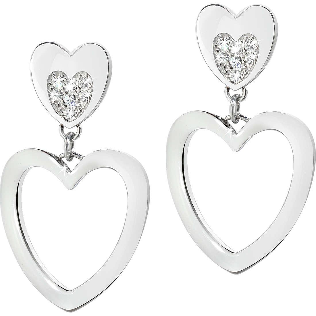 ear-rings woman jewellery Morellato Sogno SUI05