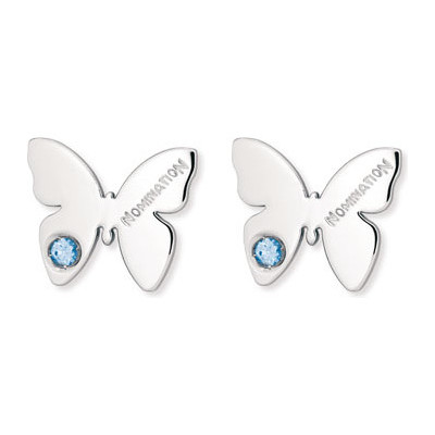 ear-rings woman jewellery Nomination Butterfly 021308/003