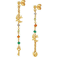 ear-rings woman jewellery Nomination Life 132303/012