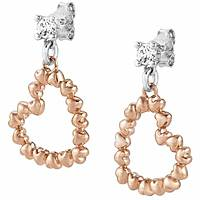 ear-rings woman jewellery Nomination Rock In Love 131849/011