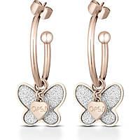 ear-rings woman jewellery Ops Objects Glitter OPSOR-431