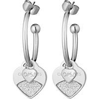 ear-rings woman jewellery Ops Objects Glitter OPSOR-434