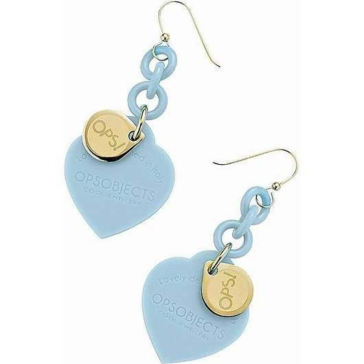 ear-rings woman jewellery Ops Objects Ops Love OPSOR-24