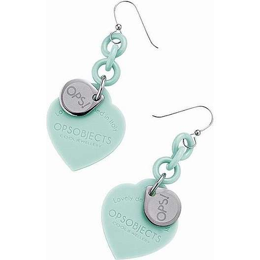 ear-rings woman jewellery Ops Objects Ops Love OPSOR-25