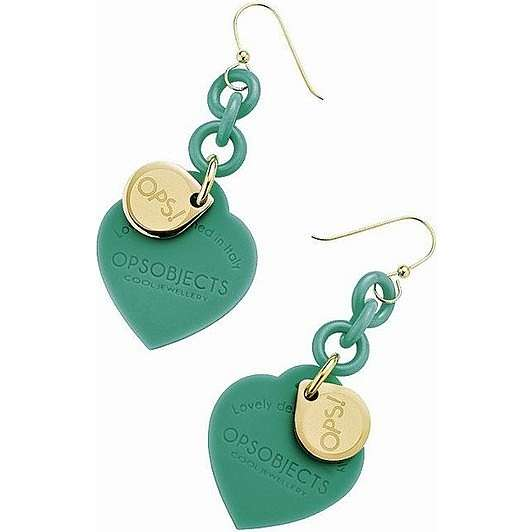 ear-rings woman jewellery Ops Objects Ops Love OPSOR-26