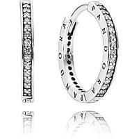ear-rings woman jewellery Pandora 290558cz