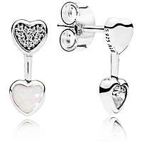ear-rings woman jewellery Pandora 290750cz