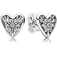 ear-rings woman jewellery Pandora 296368cz
