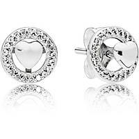 ear-rings woman jewellery Pandora 297709CZ