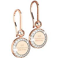 ear-rings woman jewellery Rebecca Boulevard Stone BHBORR02