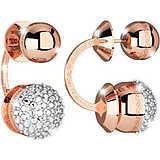 ear-rings woman jewellery Rebecca Hollywood Pearl BHOORR11