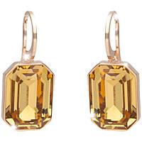 ear-rings woman jewellery Rebecca Lumière BLMORC24