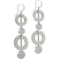 ear-rings woman jewellery Rebecca Zero BRZOBB43