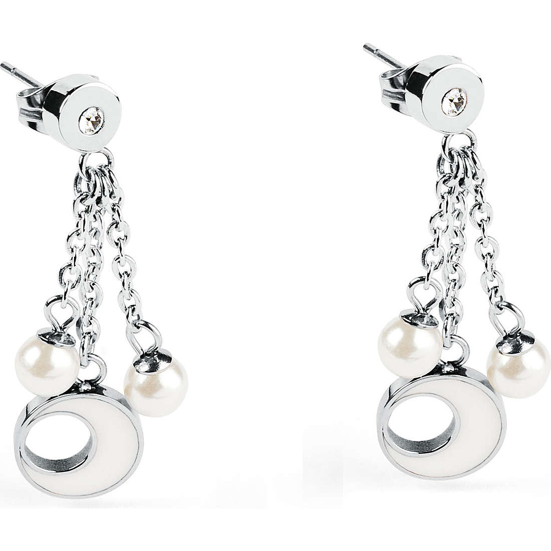 ear-rings woman jewellery Sagapò Eclipse SCL21