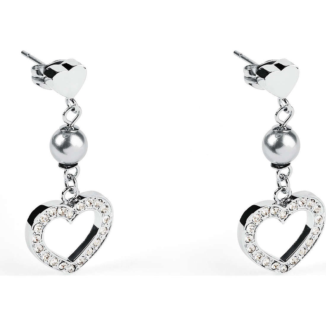 ear-rings woman jewellery Sagapò Love day SLD20