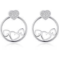 ear-rings woman jewellery Sagapò Mad Love SMV21