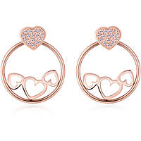 ear-rings woman jewellery Sagapò Mad Love SMV22