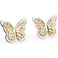 ear-rings woman jewellery Sagapò Mariposa SMP22