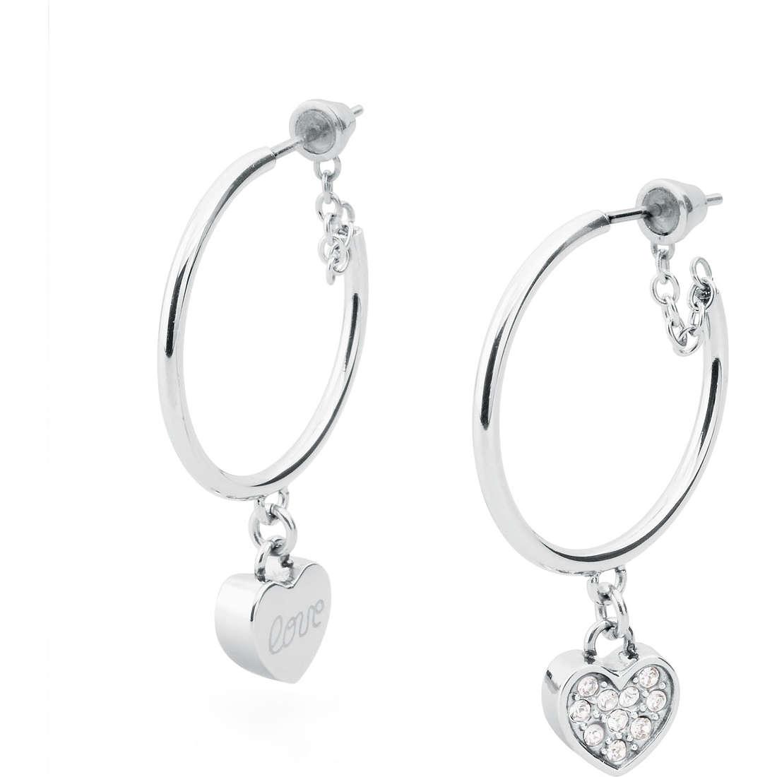 ear-rings woman jewellery Sagapò Romance SRN21
