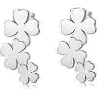 ear-rings woman jewellery Sagapò Trio SRI23