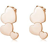 ear-rings woman jewellery Sagapò Trio SRI24