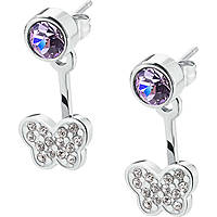 ear-rings woman jewellery Sagapò BUTTERFLY SSP22
