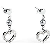 ear-rings woman jewellery Sagapò Love day SLD20