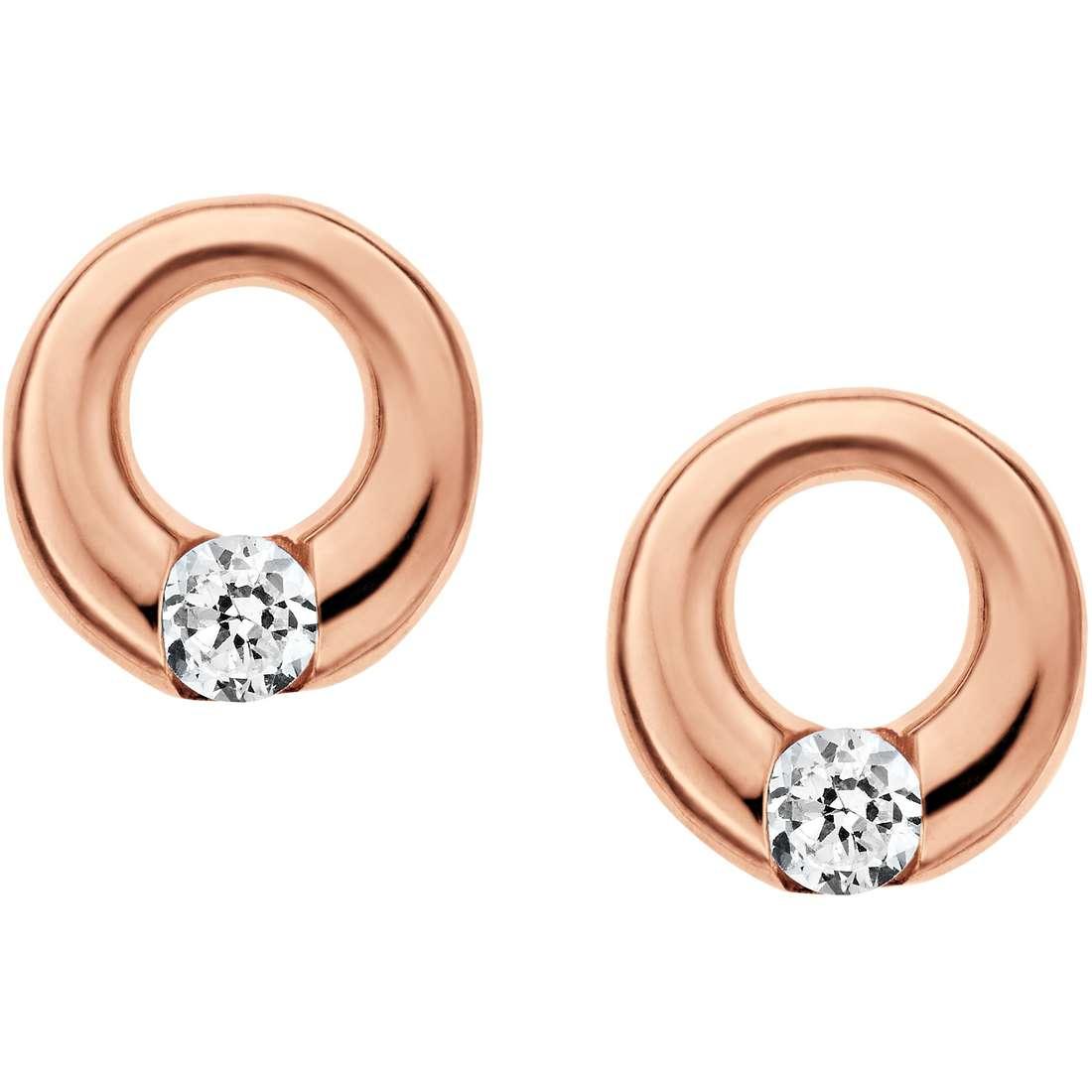 ear-rings woman jewellery Skagen Holiday 2014 SKJ0314998