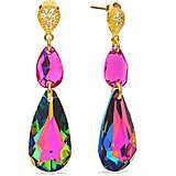 ear-rings woman jewellery Spark Gilded KCG323061001FVM