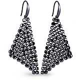 ear-rings woman jewellery Spark Sparkling KWMESH9H