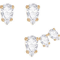 ear-rings woman jewellery Swarovski Attract 5277358