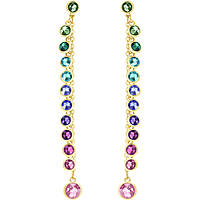 ear-rings woman jewellery Swarovski Attract 5402030