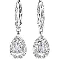 ear-rings woman jewellery Swarovski Attract Light 5197458
