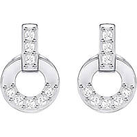 ear-rings woman jewellery Swarovski Circle 5349195
