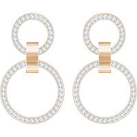 ear-rings woman jewellery Swarovski Hollow 5349334