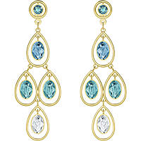 ear-rings woman jewellery Swarovski  Last Summer 5390672