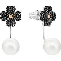 ear-rings woman jewellery Swarovski Latisha 5389161