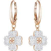ear-rings woman jewellery Swarovski Latisha 5420249