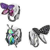 ear-rings woman jewellery Swarovski Magnetized 5411009