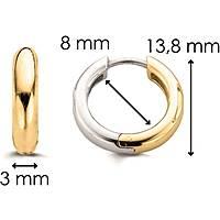 ear-rings woman jewellery Ti Sento Milano 7210SY