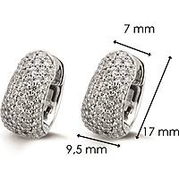 ear-rings woman jewellery Ti Sento Milano 7512ZI