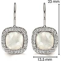 ear-rings woman jewellery Ti Sento Milano 7555MW