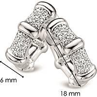 ear-rings woman jewellery Ti Sento Milano 7727ZI
