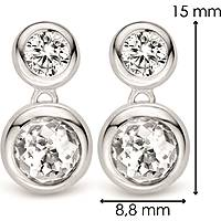 ear-rings woman jewellery Ti Sento Milano Combine 7746ZI