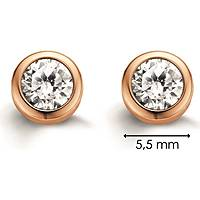 ear-rings woman jewellery Ti Sento Milano Embrace 7597ZR