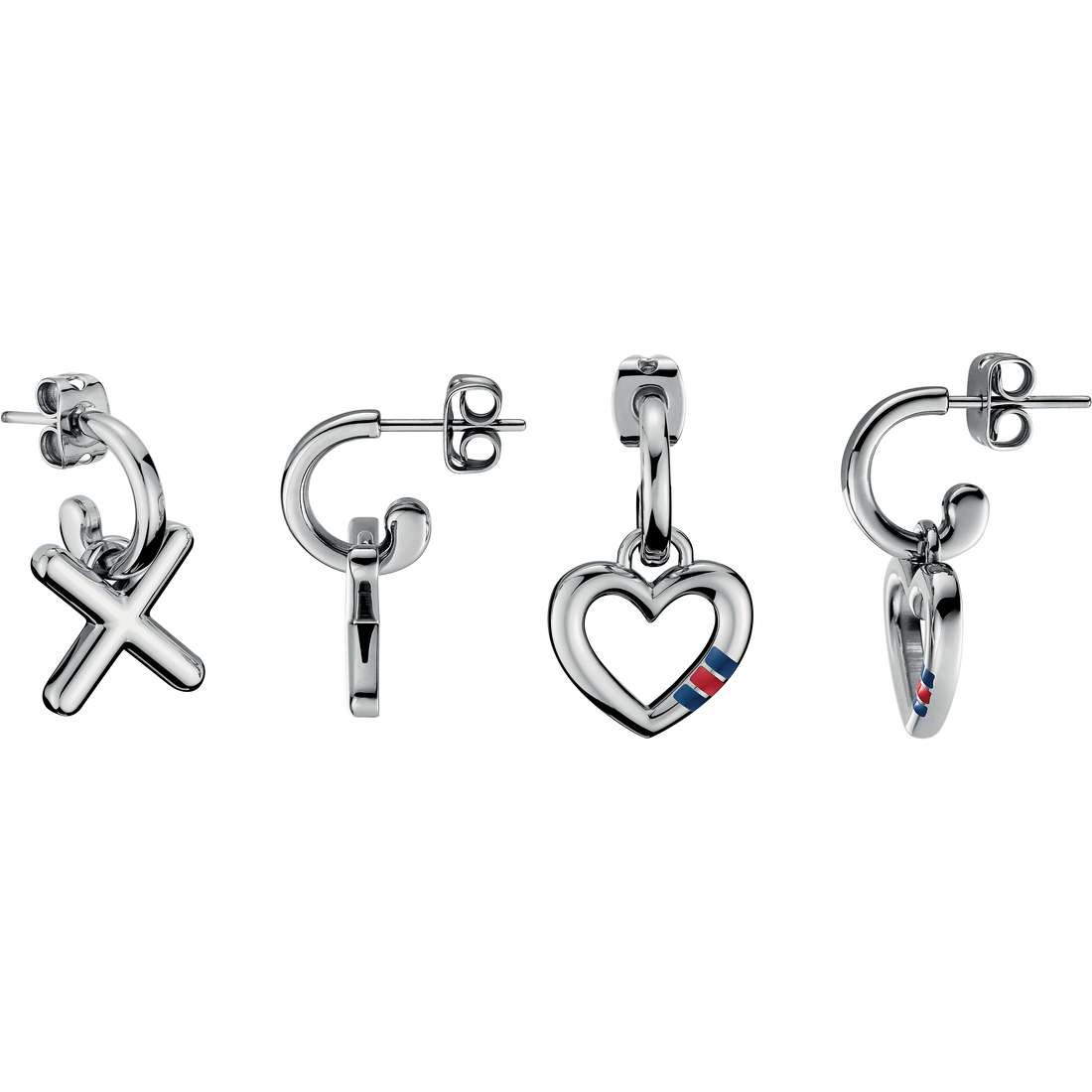 ear-rings woman jewellery Tommy Hilfiger Classic Signature THJ2700808