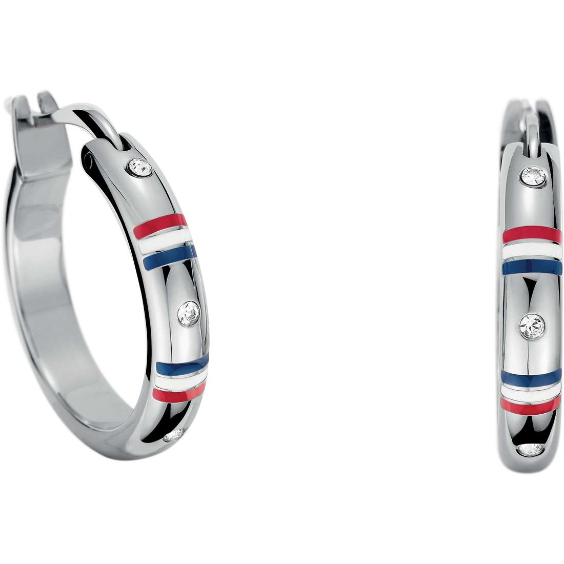 ear-rings woman jewellery Tommy Hilfiger Classic Signature THJ2700811