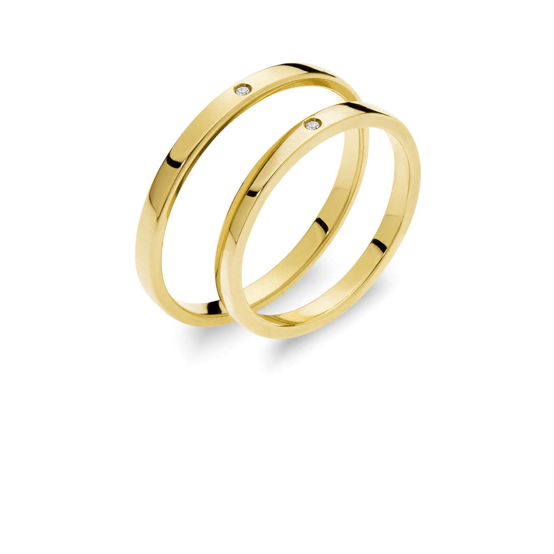 fede donna gioielli Comete Otello e Desdemona ANB 1864G M7