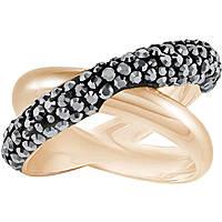 Fingerring frau Schmuck Swarovski Crystaldust 5372897